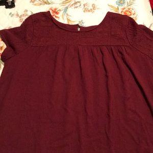 Liz Lange Large Maternity dress